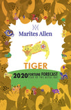 Marites Allen Horoscope Book 2020 - Tiger