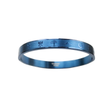 9 Charms Bangle V2 Blue