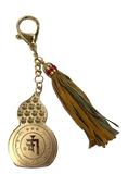 Wulou with Mantra Amulet(Gold)