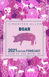 Marites Allen Horoscope Book 2021 - Boar