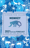Marites Allen Horoscope Book 2021 - Monkey