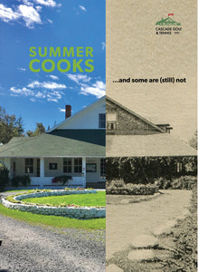 "CG&T Cookbook: ""Summer Cooks.... and some are not"" (1 COPY)"