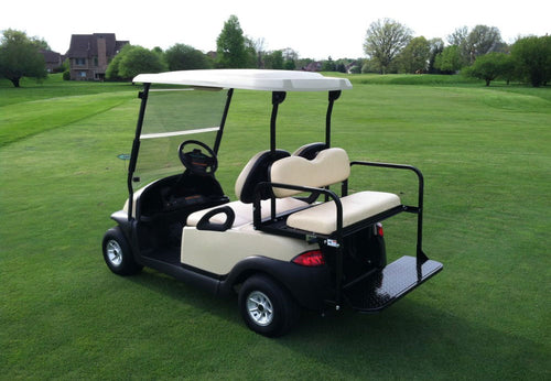 Golf Cart - Storage & Trail Fees