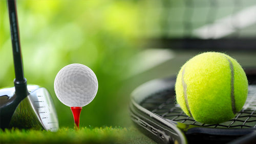 Junior Membership - Golf & Tennis
