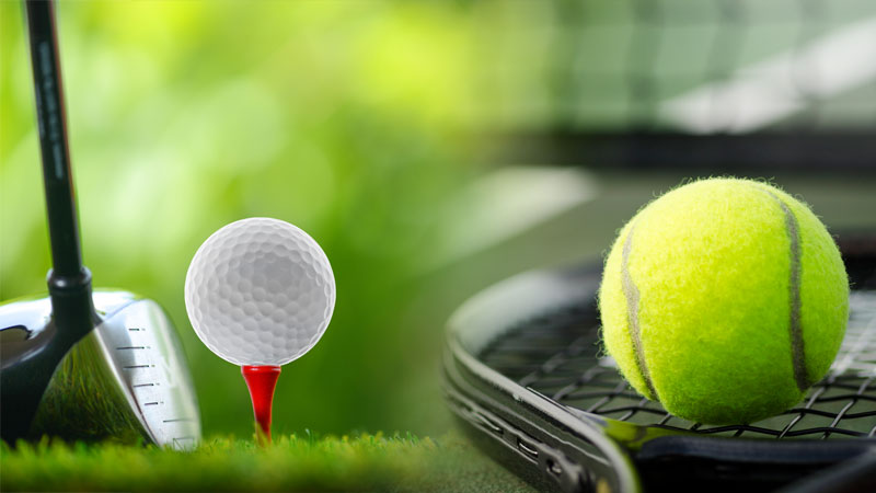 Senior Membership - Golf & Tennis