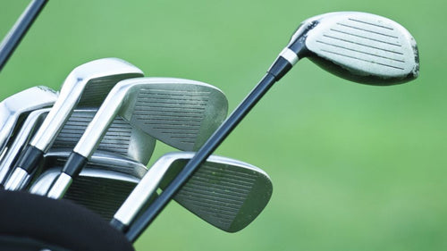 Golf Clubs - Storage Fee