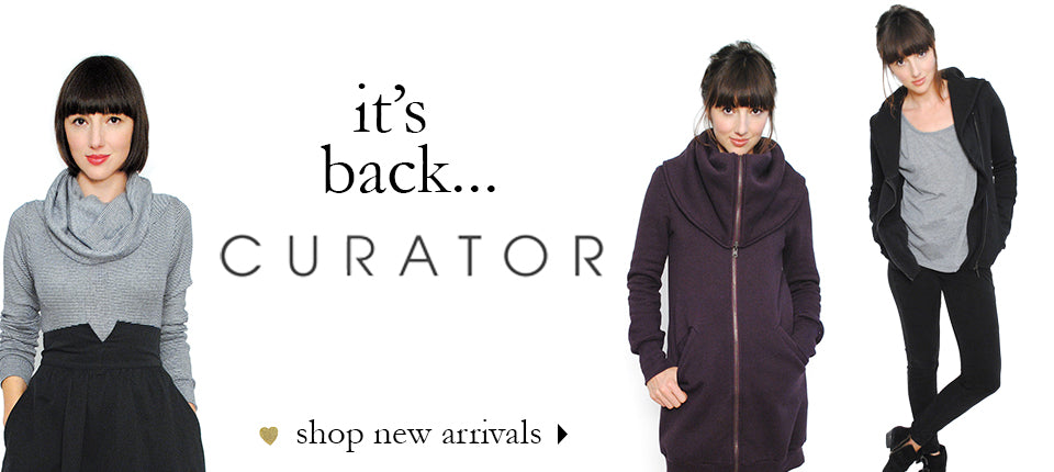 Shop New Curator
