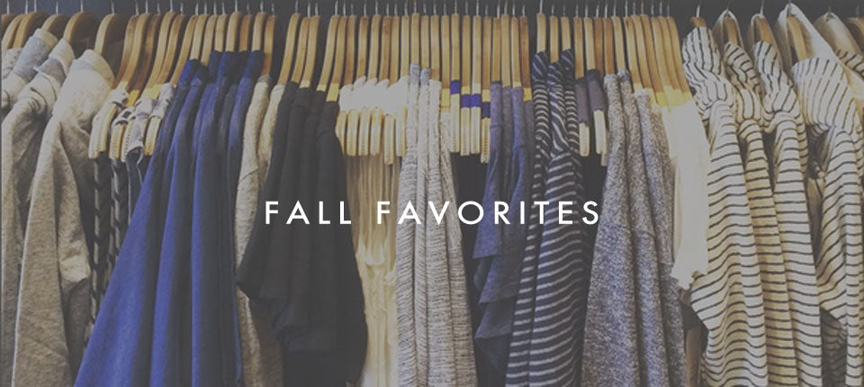 New Fall outfits