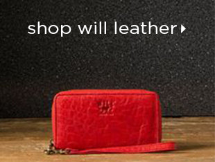 Shop Will Leather Goods