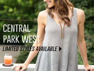 Shop limited styles at Central Park West