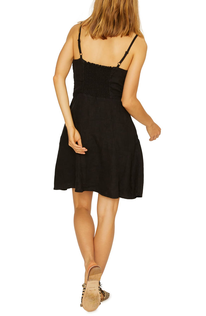 Sanctuary Take Away Tie Dress