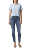 Citizens of Humanity Rocket Crop Mid Rise Skinny in Story