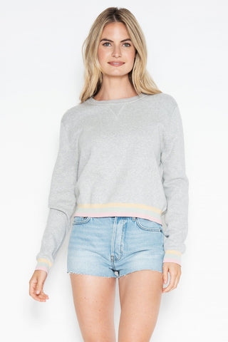 ADORN Be Kind Sweatshirt - Rainbow