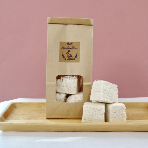 Whipped Up Wonderful - Lavender Honey Bath Marshmallows