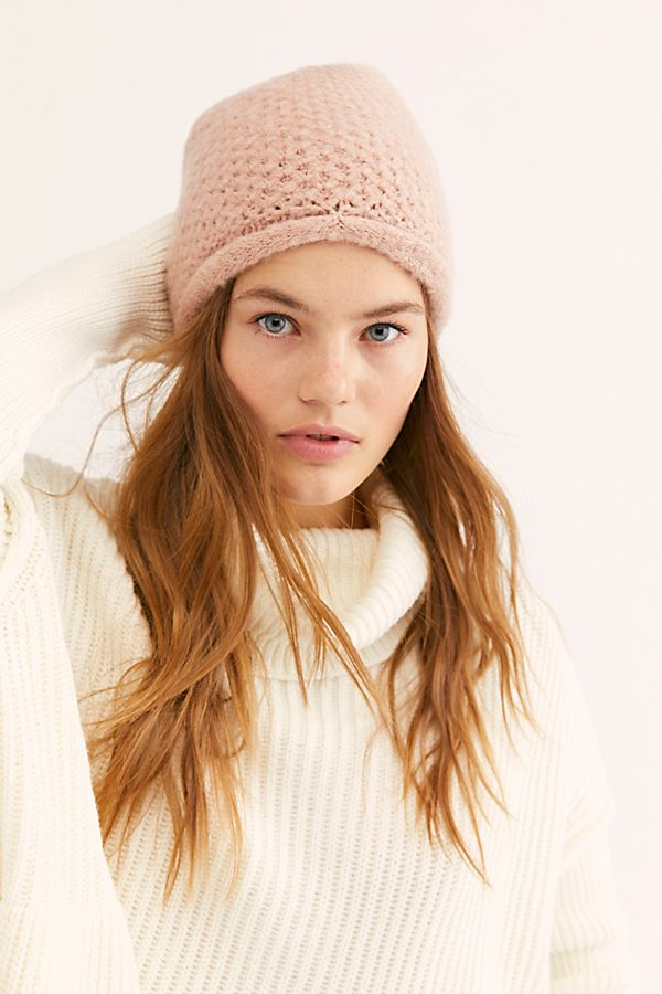 Free People Dreamland Knit Beanie
