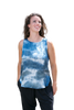 Hard Tail Melissa Tank - Botanical
