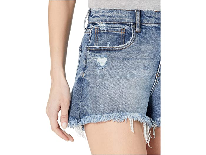 Kut from the Kloth Jane High Rise Short in Instruction Wash