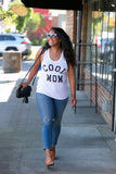 ADORN Cool Mom Tank White