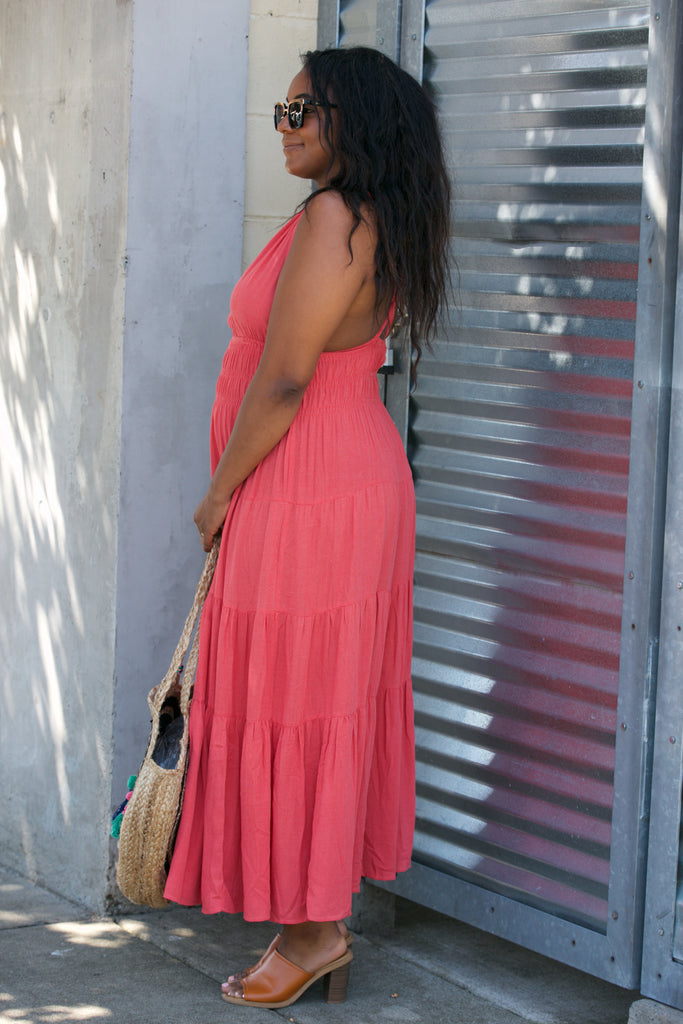 ADORN The Goddess Boho Long Dress
