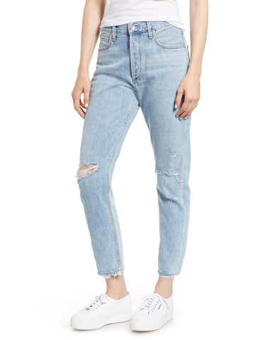 JOE'S JEANS The Charlie Ankle in Marlana