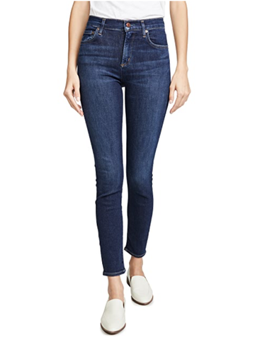 JOE'S JEANS The Charlie High Rise Skinny Ankle in Hayward