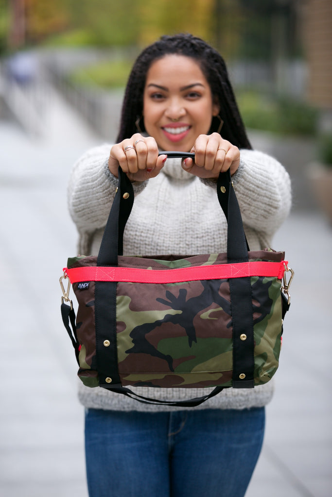 ANDI New York The ANDI Small Camo Pop