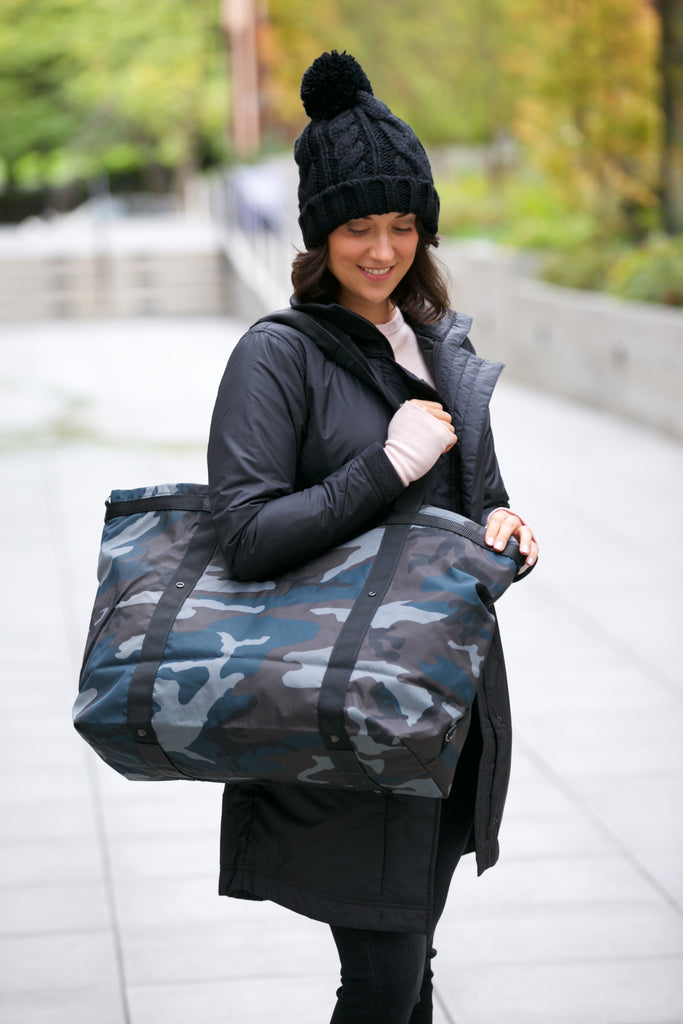 ANDI New York The ANDI XL Ink Camo