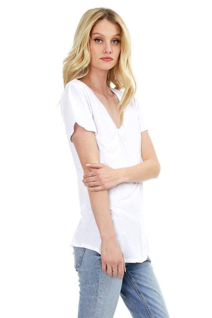 Bobi Boyfriend Pocket Tee
