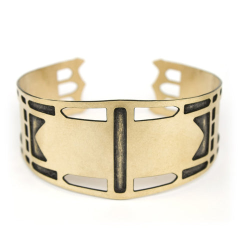 WATERSANDSTONE Meridians Cuff