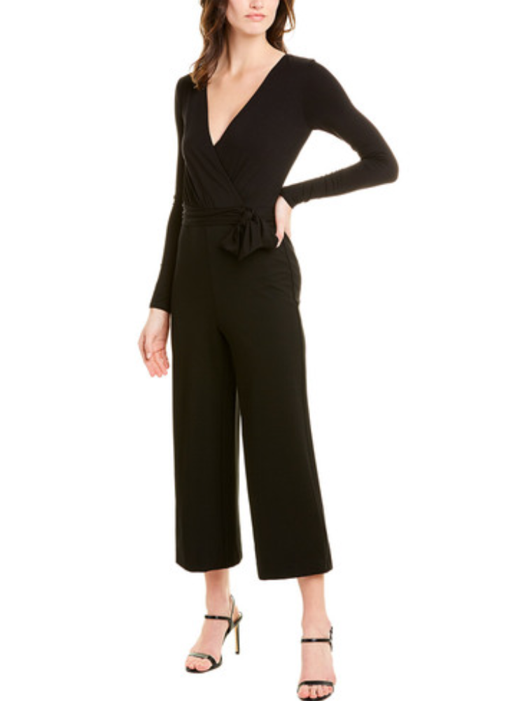 Bailey 44 Bethany Jumpsuit Black / Black