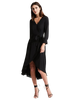 Bailey 44 Solid Olympia Dress Black