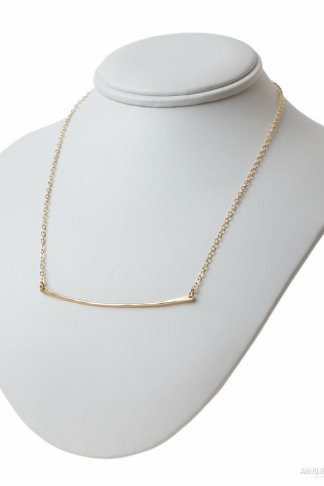 Kenda Kist Bar Necklace