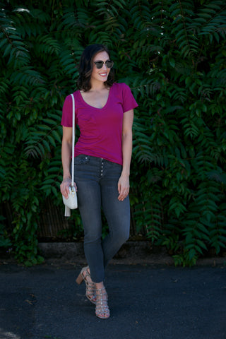 AMO Midrise Stix Crop in Pacific