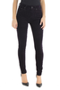 Citizens of Humanity Velveteen Rocket Crop High Rise Skinny in Blackberry