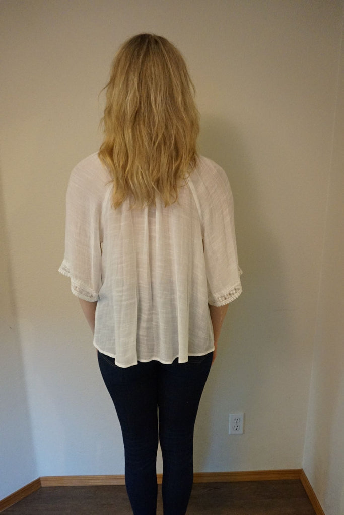 HOLIDAY Easy Blouse