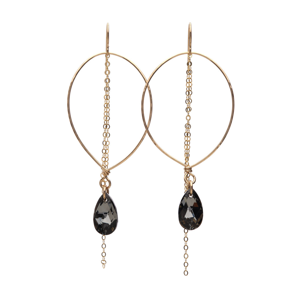 Kenda Kist Mandy Earring w/Chain