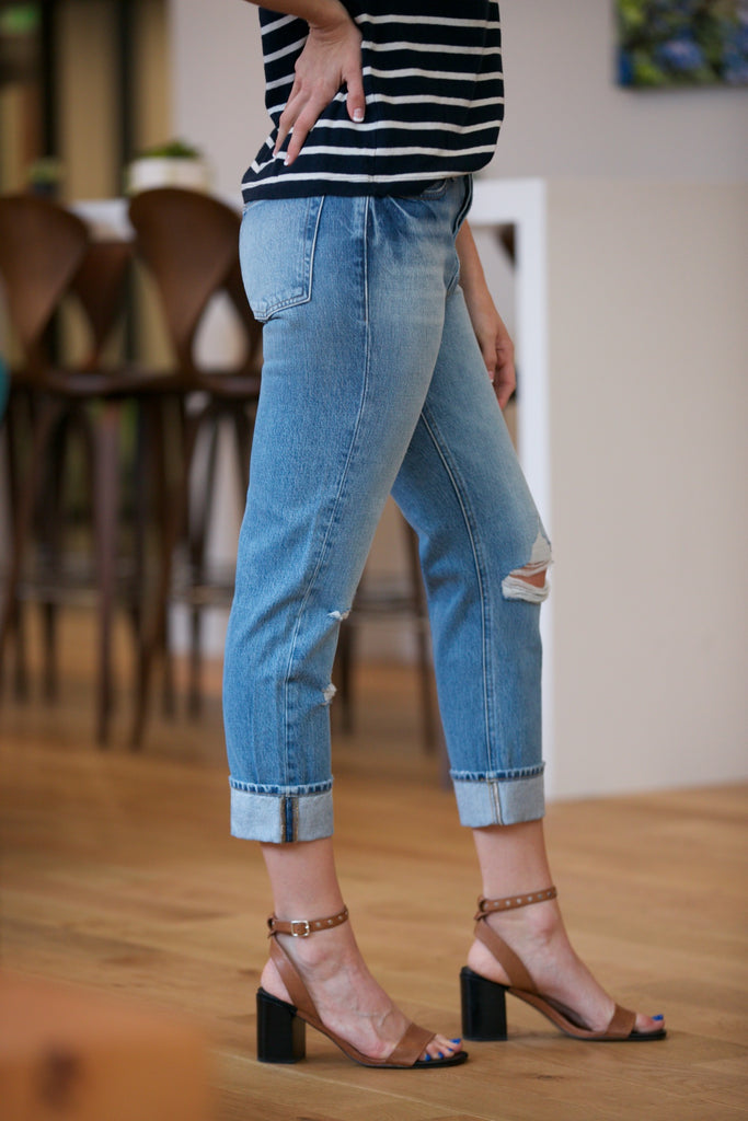 FRAME Le Pegged Jean in Gladys