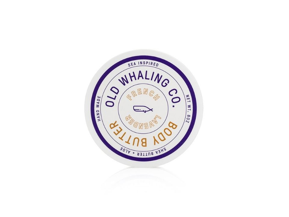 Old Whaling Company Body Butter 8oz French Lavender