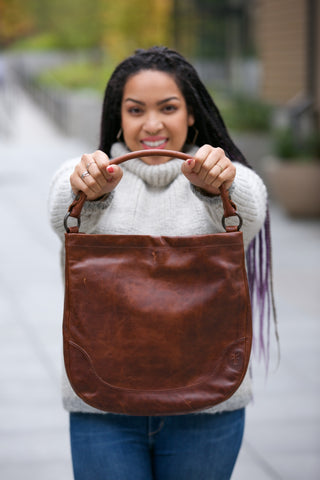 ADORN Bohemian Luxury Boston Bag