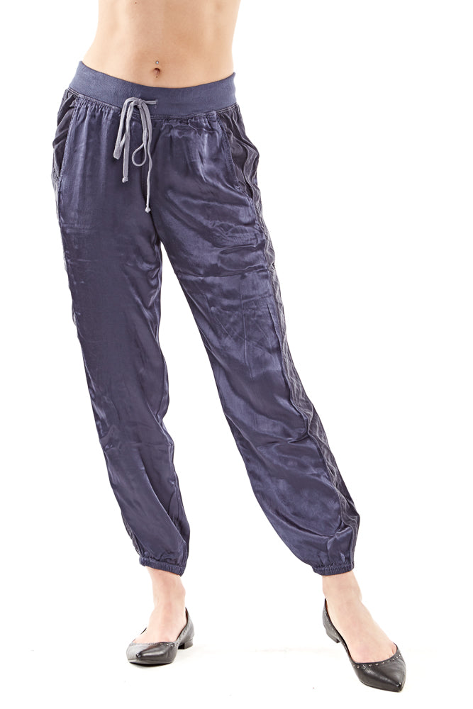 Hard Tail Classic Racer Pant in Dusk