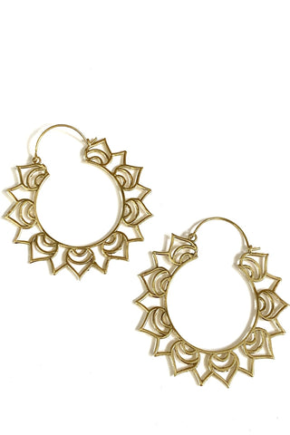 Lunasol Chandra Earrings