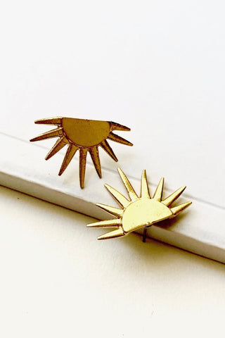 Boho Gal Sun & Moon Ring