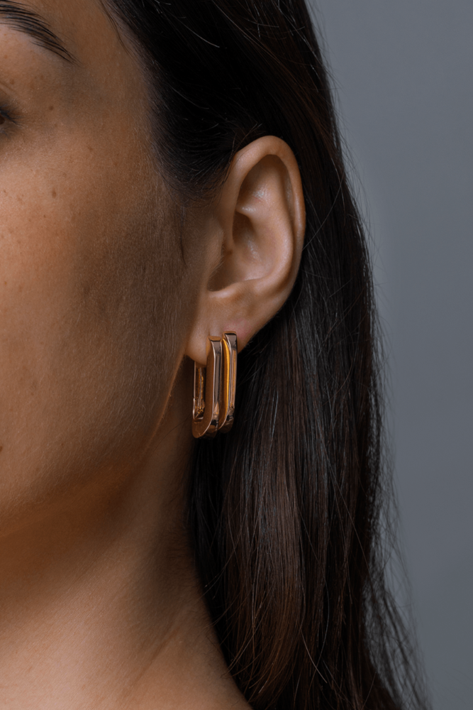 Jenny Bird U-Link Earrings
