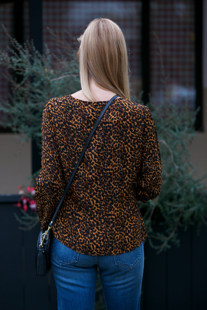 Just Female Coca Blouse