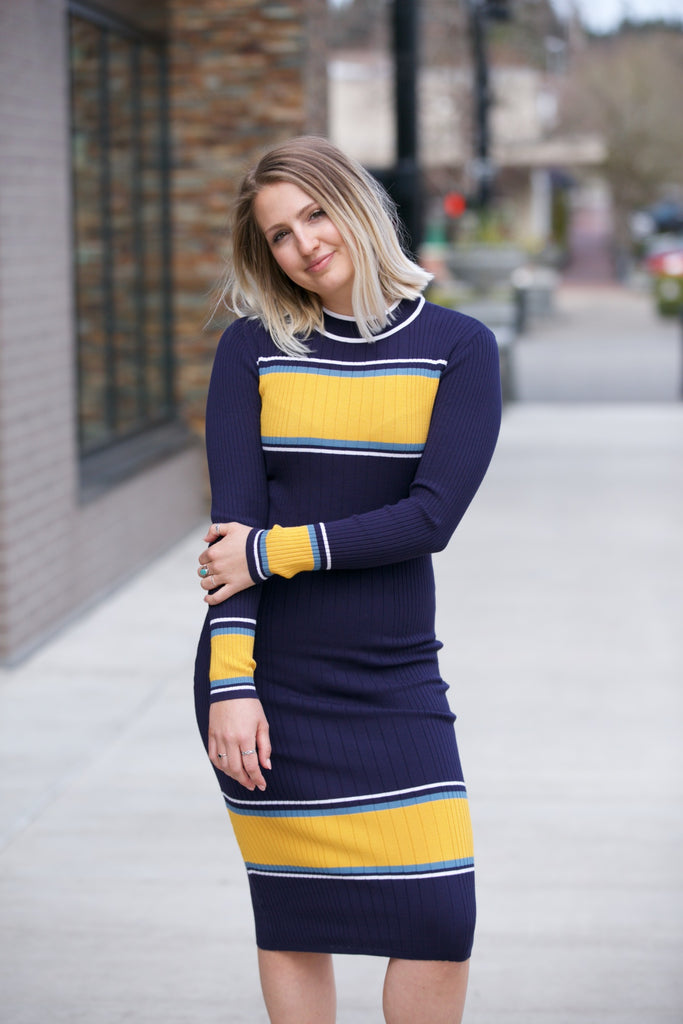 Just Female Ebba Knit Dress