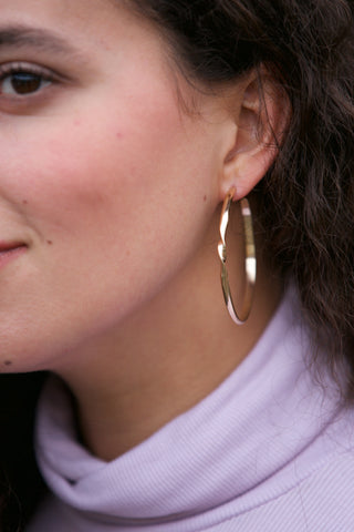 Kenda Kist Small Circle Earrings
