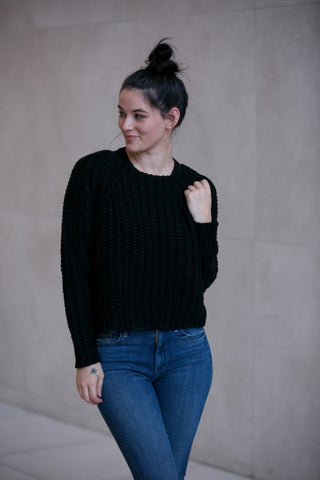 Ellison Long Knit Cardigan