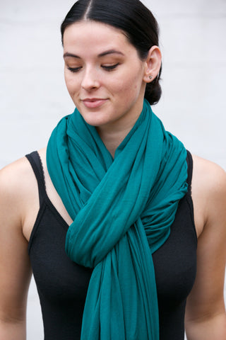 LA Made Skinny Zingo Scarf Slub - FINAL SALE