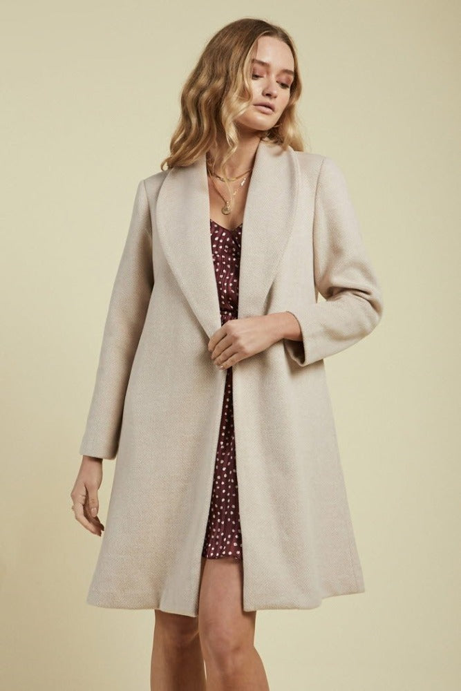SAGE THE LABEL Dusk Coat