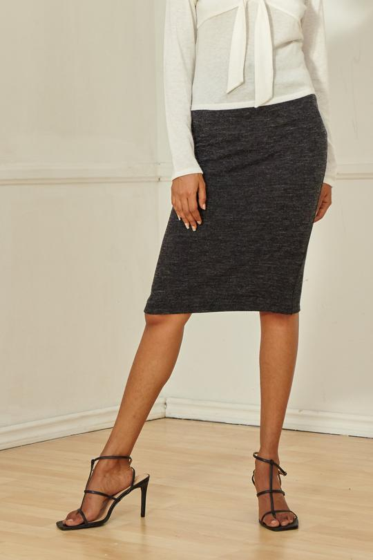 SAGE THE LABEL Marley Midi Skirt